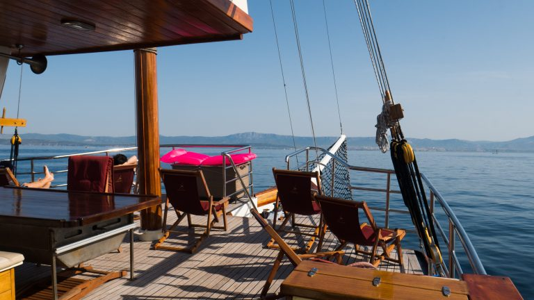 Get your front row seat to the best views on the Adriatic!