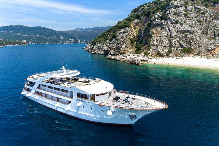 Karizma - a really eye-pleasing Premier Plus boat